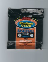 1992-93 Topps Stadium Club Basketball Series 2 Trading Cards in Fort Riley, Kansas