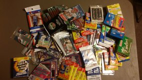 Trading Card Lot (Football, Baseball, Basketball, Hockey) in Fort Riley, Kansas