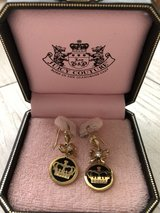Juicy Couture earrings in Okinawa, Japan