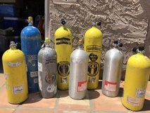 PADI & Camp Surf Founder Clearing Out Gear: Scuba Tanks in San Diego, California