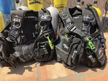 PADI and Camp Surf Founder Clearing Out Gear: Buoyancy Compensator Vests in San Diego, California