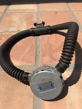 PADI and Camp Surf Founder Dick Mason, Clearing Out Gear: Double Hose Regulator in San Diego, California
