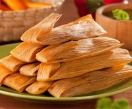 Tamales in Fort Campbell, Kentucky