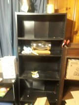 3 book shelves in black in Todd County, Kentucky