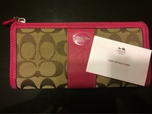 Coach Wallet in Camp Lejeune, North Carolina
