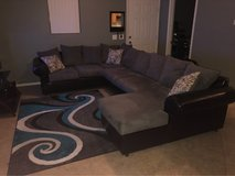 Sectional With Chaise in Nellis AFB, Nevada
