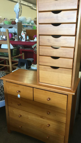 Two Piece Dresser Set in Fort Leonard Wood, Missouri