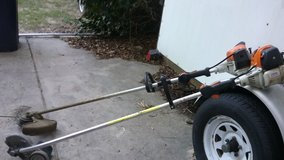 Stihl edger and weedeater in Beaufort, South Carolina