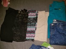 Girls leggings and jeans 8-10 in The Woodlands, Texas