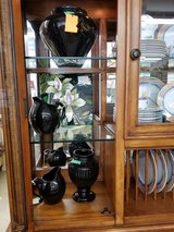 Royal Haeger Pieces in Black in Wilmington, North Carolina