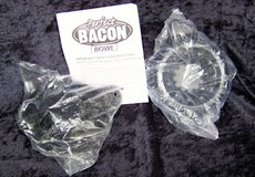 Bacon Bowls, NEW! Make Microwaved Bacon Bowls for Meals in Alamogordo, New Mexico