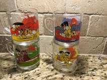 Garfield & Odie McDonalds Glass Mugs great Collectors Items (1978)-in excellent condition in Converse, Texas