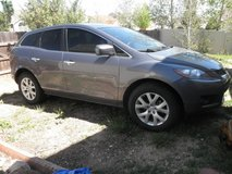 2008 Mazda CX-7 Sport. Low miles w/turbo in Fort Carson, Colorado