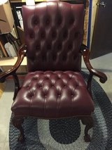 Hancock and Moore Leather Executive Chair in Wilmington, North Carolina