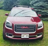2016 GMC Acadia SLT2 PCSing to Japan MUST SELL in Fort Drum, New York
