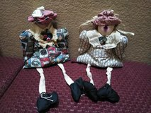 Weighted dolls in Fairfield, California