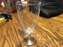 Etched glass Stemware - Vines, leaves,  - Very nice, 43 in all, different kinds in Camp Lejeune, North Carolina