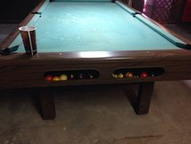 Pool Table Set for Sale in Kansas City, Missouri