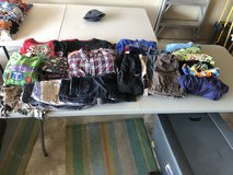 BOYS SIZE 7T CLOTHING -  41 PIECES in Bartlett, Illinois