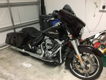 2014 Harley Davidson FLHXS Street Glide Special in Tampa, Florida