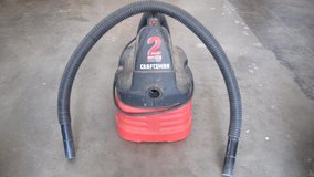 Craftsman Wet/Dry Vac in Alamogordo, New Mexico