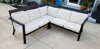 Outdoor Patio Bench Couch Sectional in Naperville, Illinois