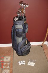 Mens RH MacGregor Heritage Complete Golf Set with Bag in Orland Park, Illinois