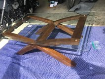 Glass top coffee table & end table set(Havertys) in Pleasant View, Tennessee