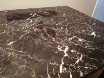 Faux Marble top table in El Paso, Texas