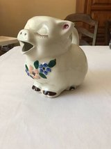 Vintage Shawnee Pig Pitcher Smiley in Travis AFB, California