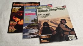 American Heritage Magazines - 2001/2002 in St. Charles, Illinois