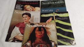SMITHSONIAN MAGAZINES - 2002/2003 in Westmont, Illinois