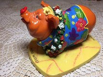 Pig by Invasion Titled HOG WILD Hawaiian Clothes Cute in Houston, Texas