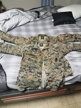 Marine Corps Woodland MARPAT Blouse (2) in Fort Belvoir, Virginia