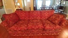 Couch Must sell quick.  Very good condition. in Warner Robins, Georgia