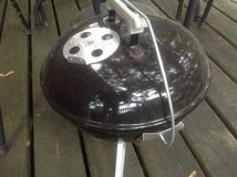 Weber Portable Grill in Naperville, Illinois