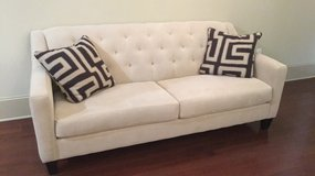 Ivory Couch in New Orleans, Louisiana