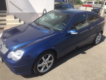 Mercedes Benz Coupe AUTOMATIC, A/C, Panorama Moonroof, New Service, New TüV !! in Ramstein, Germany