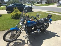 2002 Dyna Wide Glide in Wilmington, North Carolina
