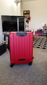 "Hard Side 30"" red Suitcase in Tinley Park, Illinois"