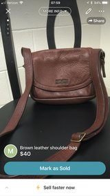 Leather mini sling duluth trading in Fort Lee, Virginia