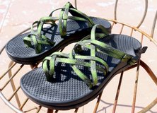 Chaco Zong X ecotread women's sandals sz 7 in 29 Palms, California
