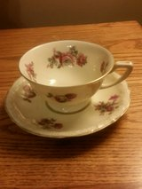 RS Germany porcelain tea cup and saucer in Fort Leonard Wood, Missouri