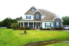 HOME OF YOUR DREAMS! 144 Foggy River Way in Camp Lejeune, North Carolina