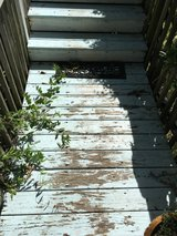 Therapeutic massage for removing peeling paint of my deck and steps in Biloxi, Mississippi