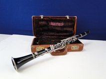 Noblet Paris Clarinet in Hard Wood Case in Pearland, Texas