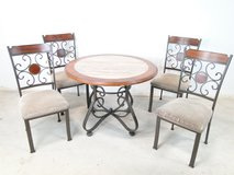 Tuscan Style Table & Chairs in Pearland, Texas