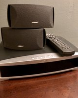 BOSE 3 2 1 DVD Surround Sound System in Spring, Texas
