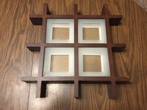 Picture frame that holds 4 photos in Plainfield, Illinois