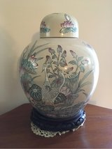 vase with lid and base in Virginia Beach, Virginia